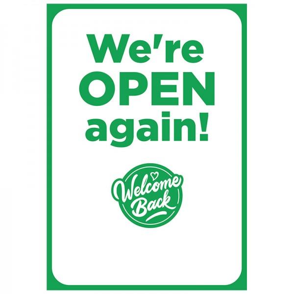 Were Open Green